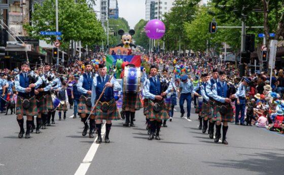 New Zealand Parade