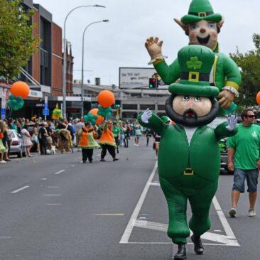 auckland parade