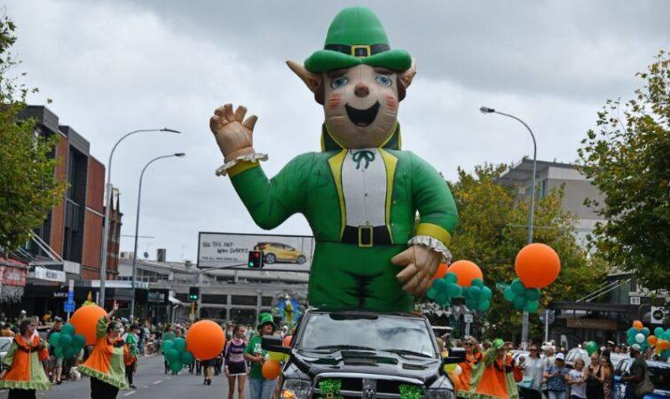 St Patricks Festival Auckland